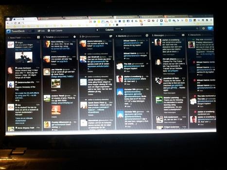 Att förklara Twitter för någon som inte twittrar.   ettpunktnoll   Bloggsnappat   Scoop.it