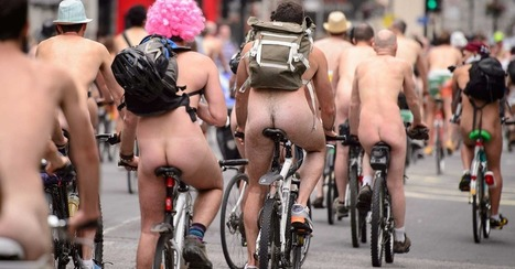 World Naked Bike Ride Is Exactly What It Sounds Like   Digital-News on Scoop.it today   Scoop.it