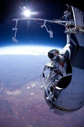 Red Bull's Near-Space Jump Is Its Greatest Action Sports Exploit Yet - Forbes | Entrepreneur at ground level | Scoop.it
