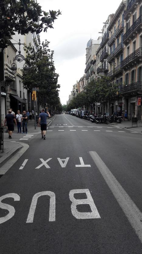 Gran de Gràcia aspira a tallar-se al trànsit els set dies de Festa Major   Plaça Lesseps   Scoop.it