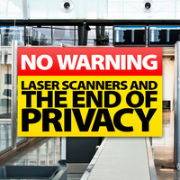 Hidden Government Scanners Will Instantly Know Everything About You From 50 Meters Away | New Civilizations | Scoop.it