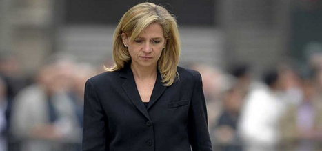 El juez Castro obligará a la Infanta Cristina y a su marido a hablar más entre ellos | Temas varios de Edu | Scoop.it