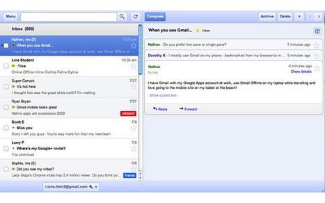 La version hors-ligne de Gmail est de plus en plus utile [Chrome]   Outils et  innovations pour mieux trouver, gérer et diffuser l'information   Scoop.it