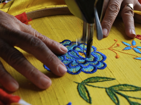 Fábrica Social Helps Indigenous Mexican Women Preserve & Promote ... | mexicanismos | Scoop.it