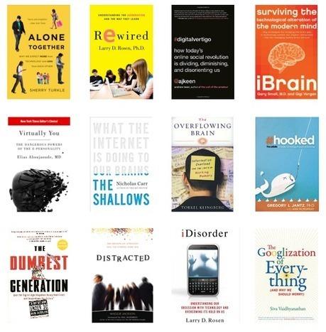 Les nouvelles technos ne détruisent pas le cerveau, elles s'y adaptent ! « InternetActu.net   Education & Numérique   Scoop.it