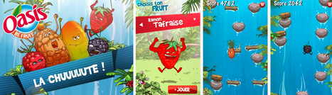 Storytelling et jeu marketing, la recette gagnante d'Oasis | Social web 2.0 | Scoop.it