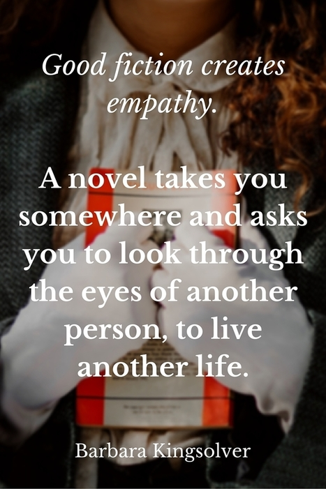 How to Teach Empathy Through Fiction - InformED | Empathy and Compassion | Scoop.it