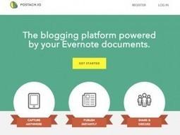 Création de Blog avec Postach.io - Educavox   AlternaTICA - Des interactions numériques aux interactions sociales   Scoop.it