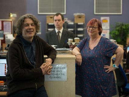 Jo Brand's social work sitcom gets Channel 4 series | Children In Law | Scoop.it