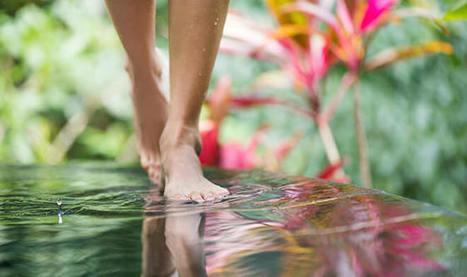 Aprende a meditar mientras caminas   Educacion, ecologia y TIC   Scoop.it