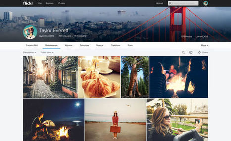 Flickr might be relevant again thanks to magical image recognition | Moodle and Web 2.0 | Scoop.it