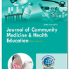 Journal of Community Medicine & Health Education