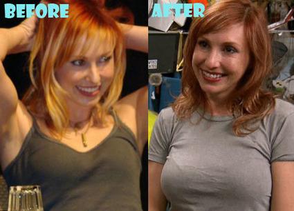 Kari Byron Plastic Surgery Before After Boob Jo...