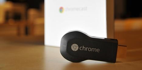 On a testé le Chromecast de Google   Google Chrome (FR)   Scoop.it