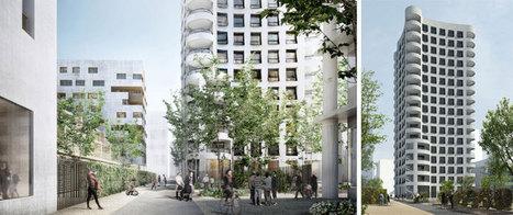 Herzog & de Meuron develops Lyon Confluence Masterplan | PROYECTO ESPACIOS | Scoop.it