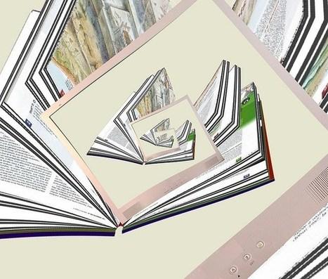 Ce que le numérique fait au livre (Interview) | Magia da leitura | Scoop.it