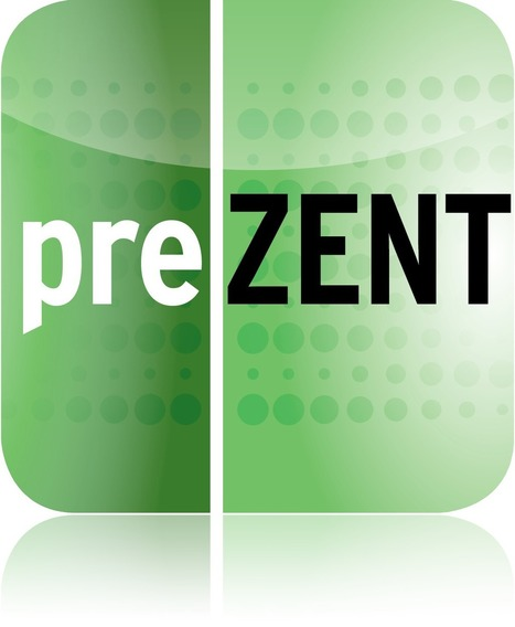 PreZent for iPad | Into the Driver's Seat | Scoop.it