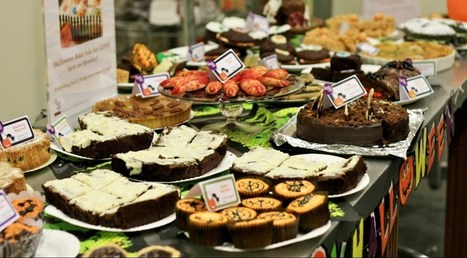 Big Leap Bake Sale: the University of Edinburgh broke the Guinness World Record | Today's Edinburgh News | Scoop.it