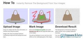 Clipping Magic : un bel outil en ligne pour détourer facilement ses images | Retouches et effets photos en ligne | Scoop.it