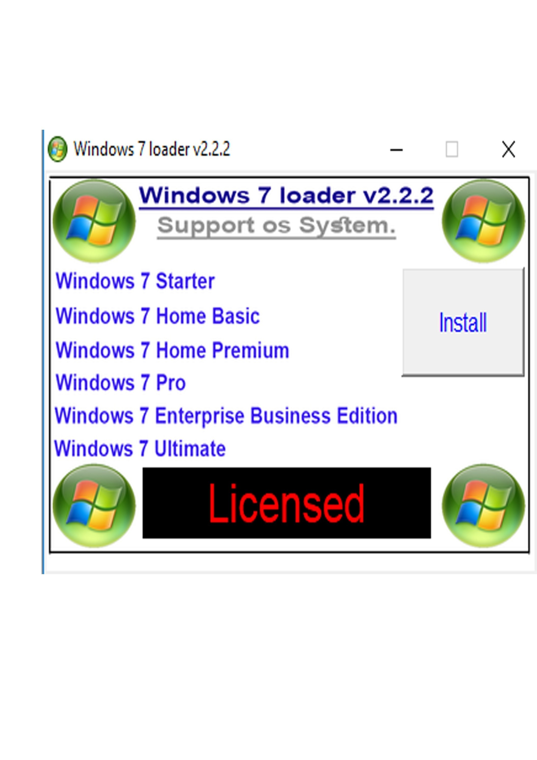 win 7 ultimate activator 64 bit