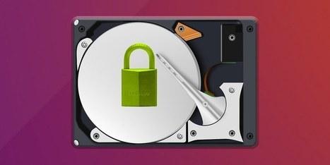 How to Encrypt Your Hard Disk in Ubuntu | d@n3n | Scoop.it