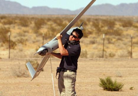Boeing : un drone pour hacker les réseaux WiFi depuis les airs | Actualité de l'E-COMMERCE et du M-COMMERCE | Scoop.it