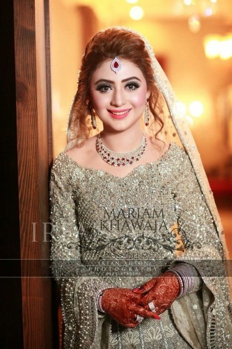 New Pakistani Bridal Hairstyles To Look Stunnin
