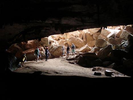 The most beautiful Brazilian caves | brazilianspirit | Scoop.it