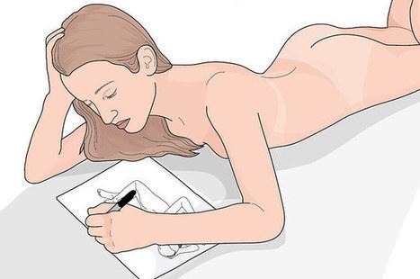 23 Female Cartoonists On Drawing Their Bodies   Ladies Making Comics   Scoop.it