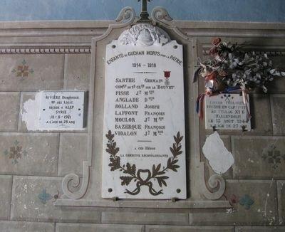 Près de 300 Aurois morts pour la France lors de la Grande Guerre | Vallée d'Aure - Pyrénées | Scoop.it