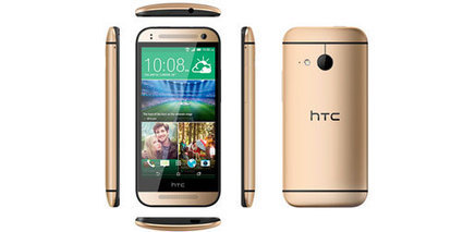 HTC One Mini 2 launches next month | myproffs.co.uk - Technology | Scoop.it