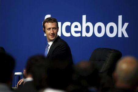Mark Zuckerberg veut «connecter le monde » à Internet d'ici cinq ans | Social medias & Digital Marketing | Scoop.it