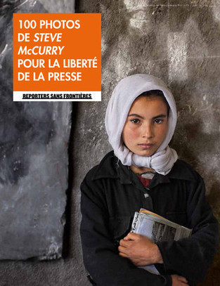 100 photos of Steve McCurry for freedom of information | Reporters sans frontières | PHOTOGRAPHERS | Scoop.it