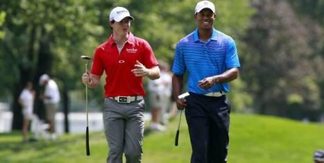 Golf - EPGA : Woods et McIlroy à Abu Dhabi   Nouvelles du golf   Scoop.it