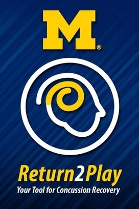 Tracking concussion recovery is as easy as picking up your phone with new app from U-M | UofMHealth.org | Medical Apps | Scoop.it