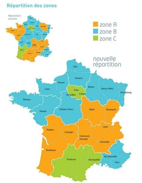 Nouveaux programmes, calendrier des vacances: tout savoir sur la ... - Francetv info | Mémo-notes de Melodie68 | Scoop.it