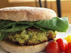 Chickpea crab cakes - USATODAY.com | ¿Vege-Que? Healthy Recipes and Resources | Scoop.it