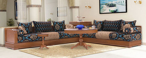 Collection 2017 de meubles pour salon marocain ...