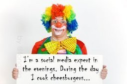 You Can't Clown Around In Social Media | Social Media & Networking | Scoop.it