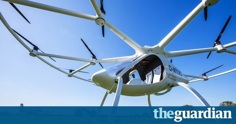 Could vertical take-off electric planes replace cars in our cities? | new paradigm | Scoop.it