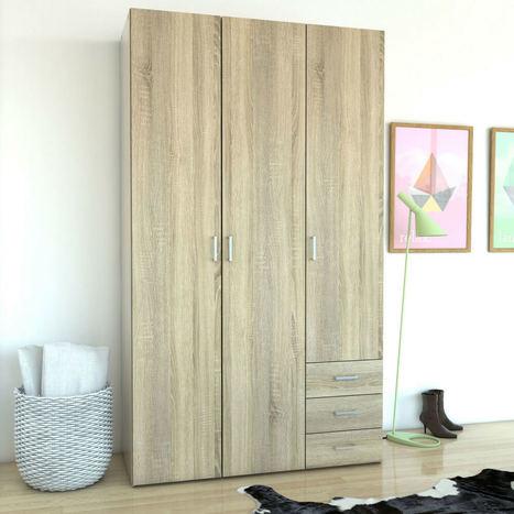 billige garderobeskabe online