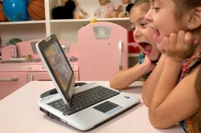 Les enfants préfèrent le numérique pour lire et apprendre | Les Enfants et la Lecture | Scoop.it