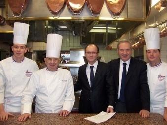 La Fondation Bocuse partenaire de l'ANPCR   Restauration - restaurant   Scoop.it