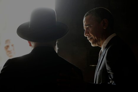 Obama Stops By Israel's Holocaust Memorial | enjoy yourself | Scoop.it
