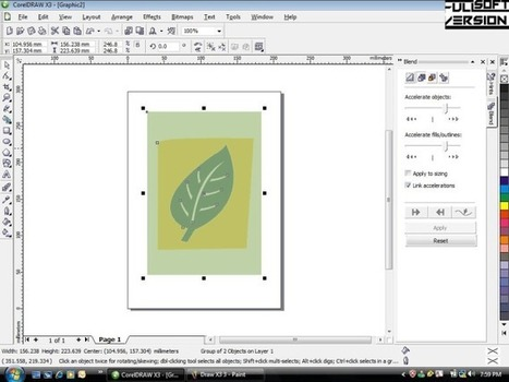 download corel draw portable full crack