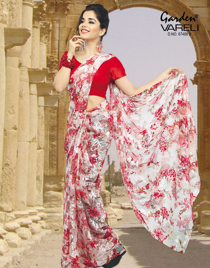 Garden Silk Mills Limited Get Designer Indian Sarees From Special Collections Page 5 Scoop It