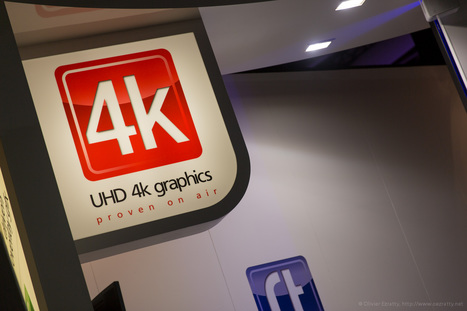 IBC 2014  : 4K down the road | Video Breakthroughs | Scoop.it