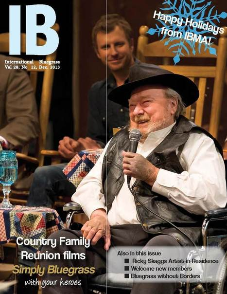 December 2013 - Bluegrass Nation   Acoustic Guitars and Bluegrass   Scoop.it