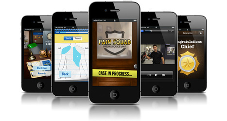 """""""Pain Squad"""" Mobile App Gamifies Cancer Treatment for Sick Kids [VIDEO] 