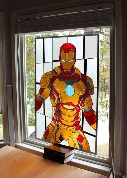 Well check out this fucking amazing Iron Man... | Kitsch | Scoop.it